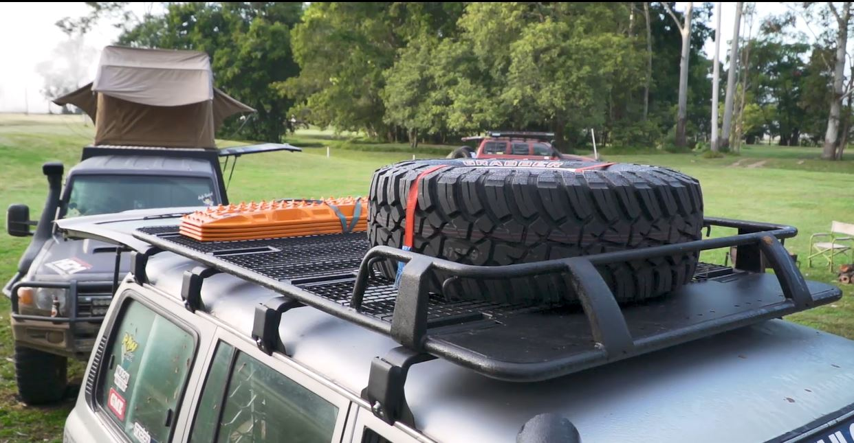 There S An Adventure Kings Roof Rack For Every Set Up