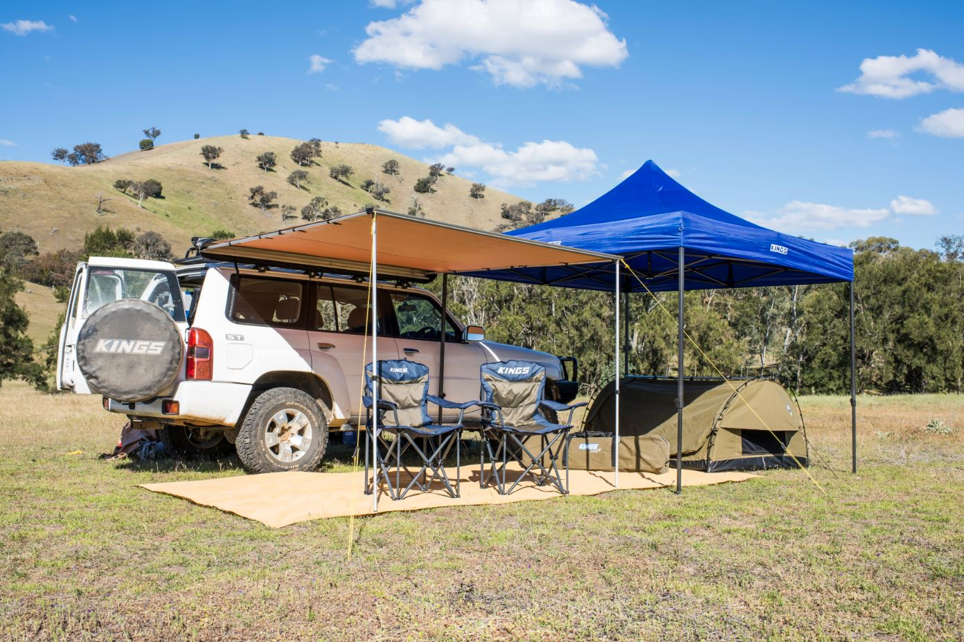 The Ultimate Campsite – an Adventure Kings Gazebo and two Adventure Kings 4x4 Awnings! - image Capture-157 on https://www.4wdsupacentre.com.au/news