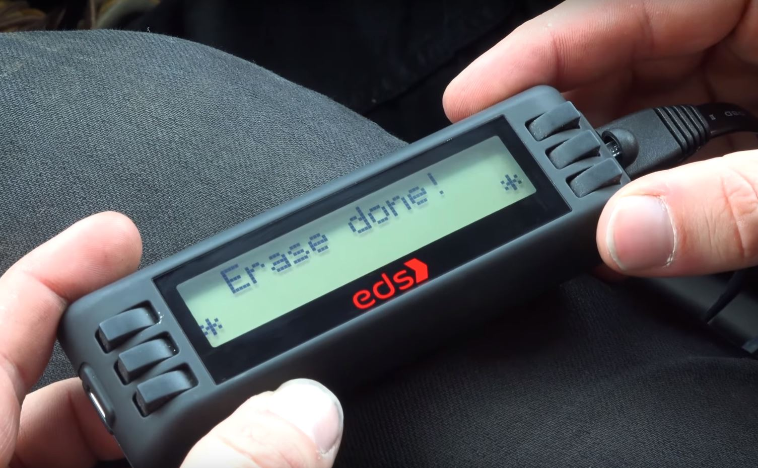 What Is Limp Mode? PLUS – How an Engine Data Scan can help, AND Save