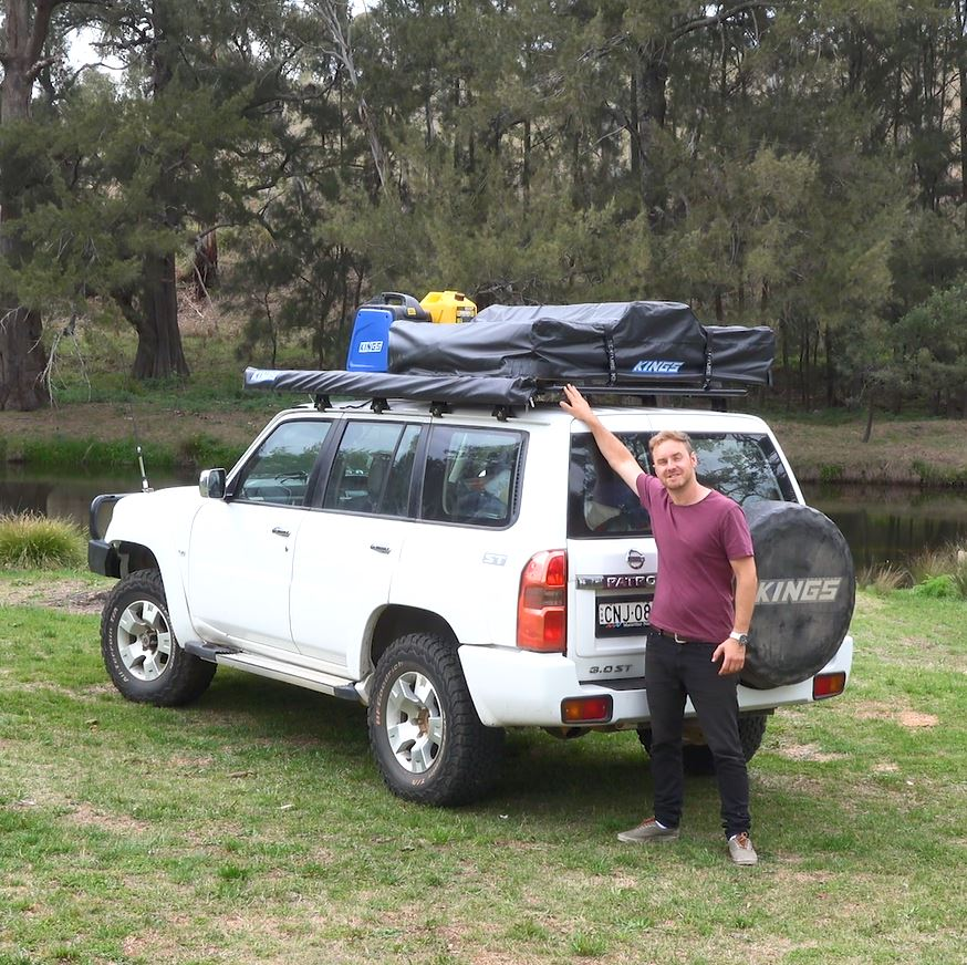 The 4WD Supacentre Steel Flat Rack – perfect for weekend escapes, on your daily driver! - image Capture-64 on https://www.4wdsupacentre.com.au/news