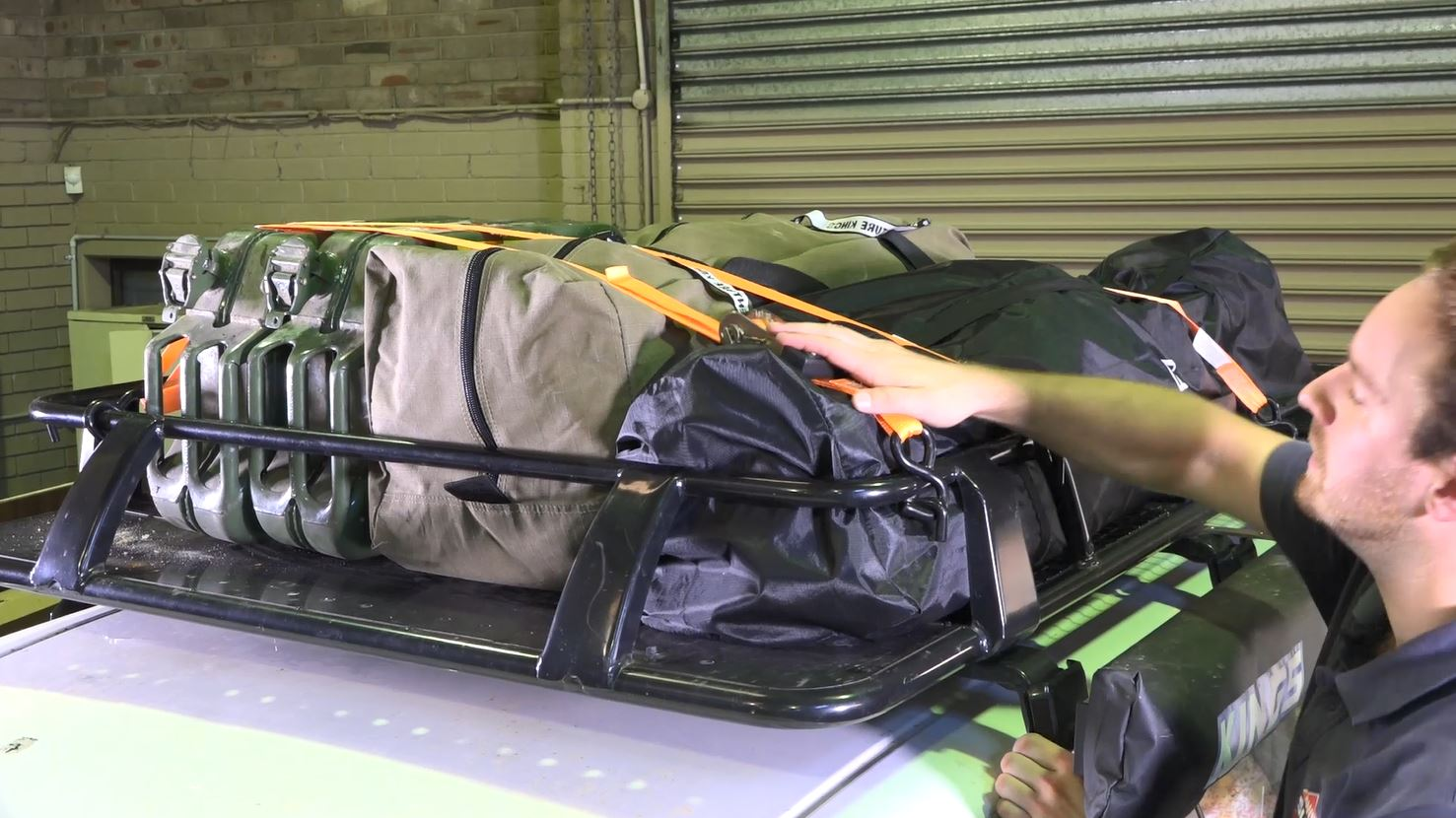 4Wd Supacentre Roof Rack Installation there is a lot more to roof rack design than meets the eyes