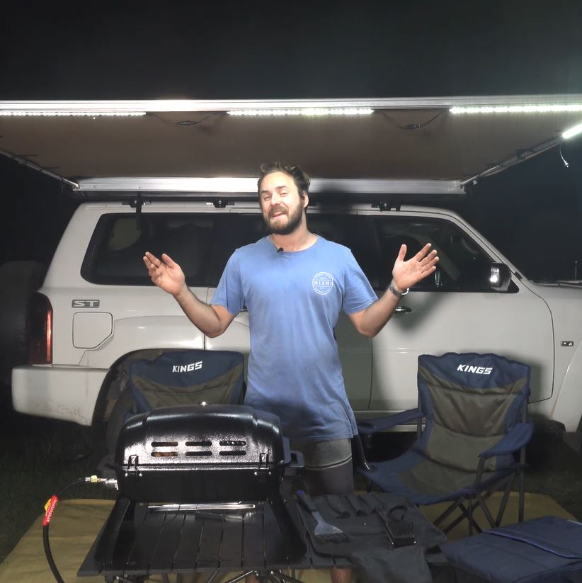 Install Permanent Led Camp Lighting On Your 4wd