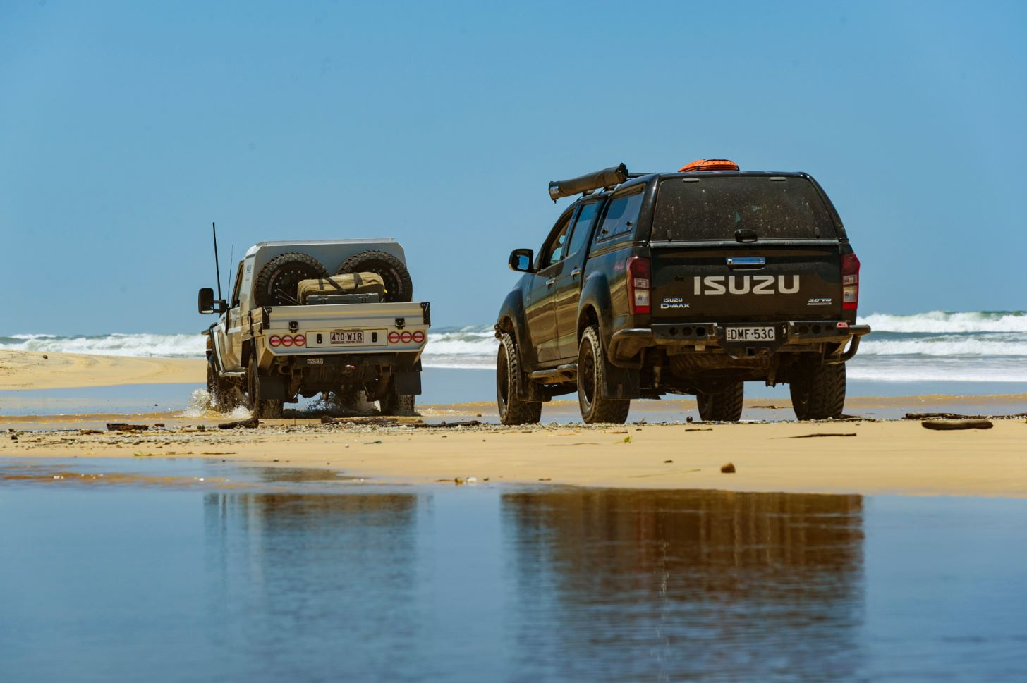 5 Tips for capturing crisp outdoor memories! - image 180108-FraserIsland-Driving-1440 on https://www.4wdsupacentre.com.au/news