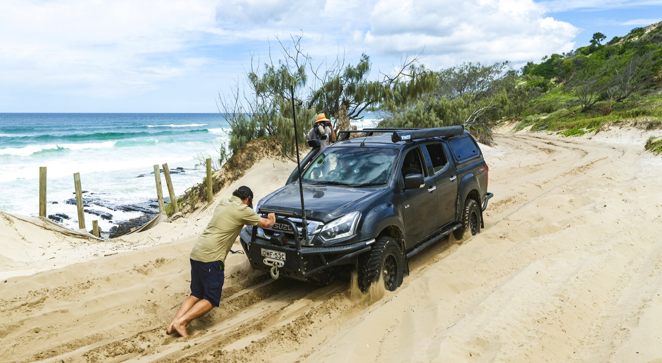 5 Tips for capturing crisp outdoor memories! - image 180108-FraserIsland-Driving-22 on https://www.4wdsupacentre.com.au/news