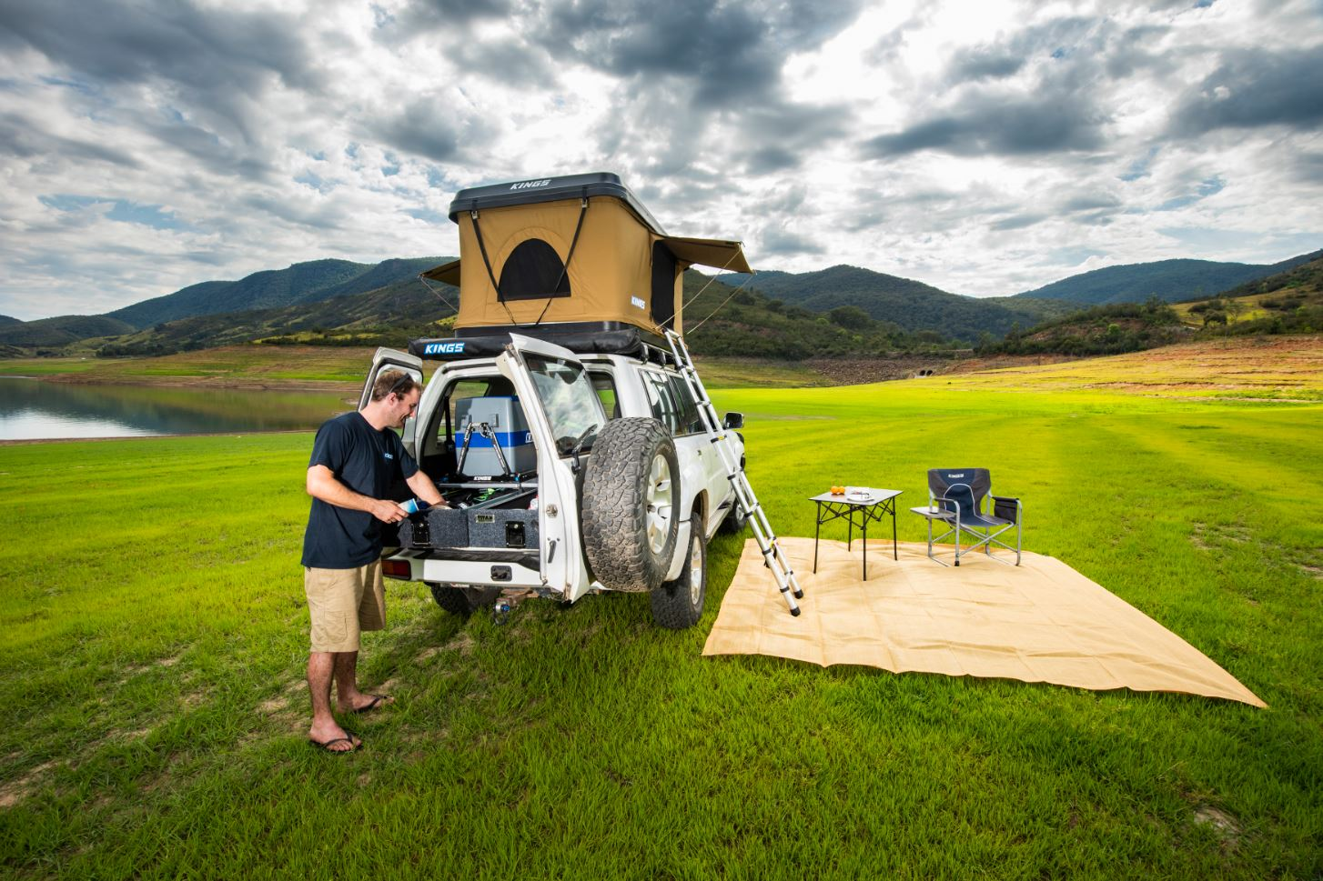 A Roof Top Tents have changed the way Aussies camp! - image 190214-HighCountry-Blowering_DJ-632-of-792-AU on https://www.4wdsupacentre.com.au/news