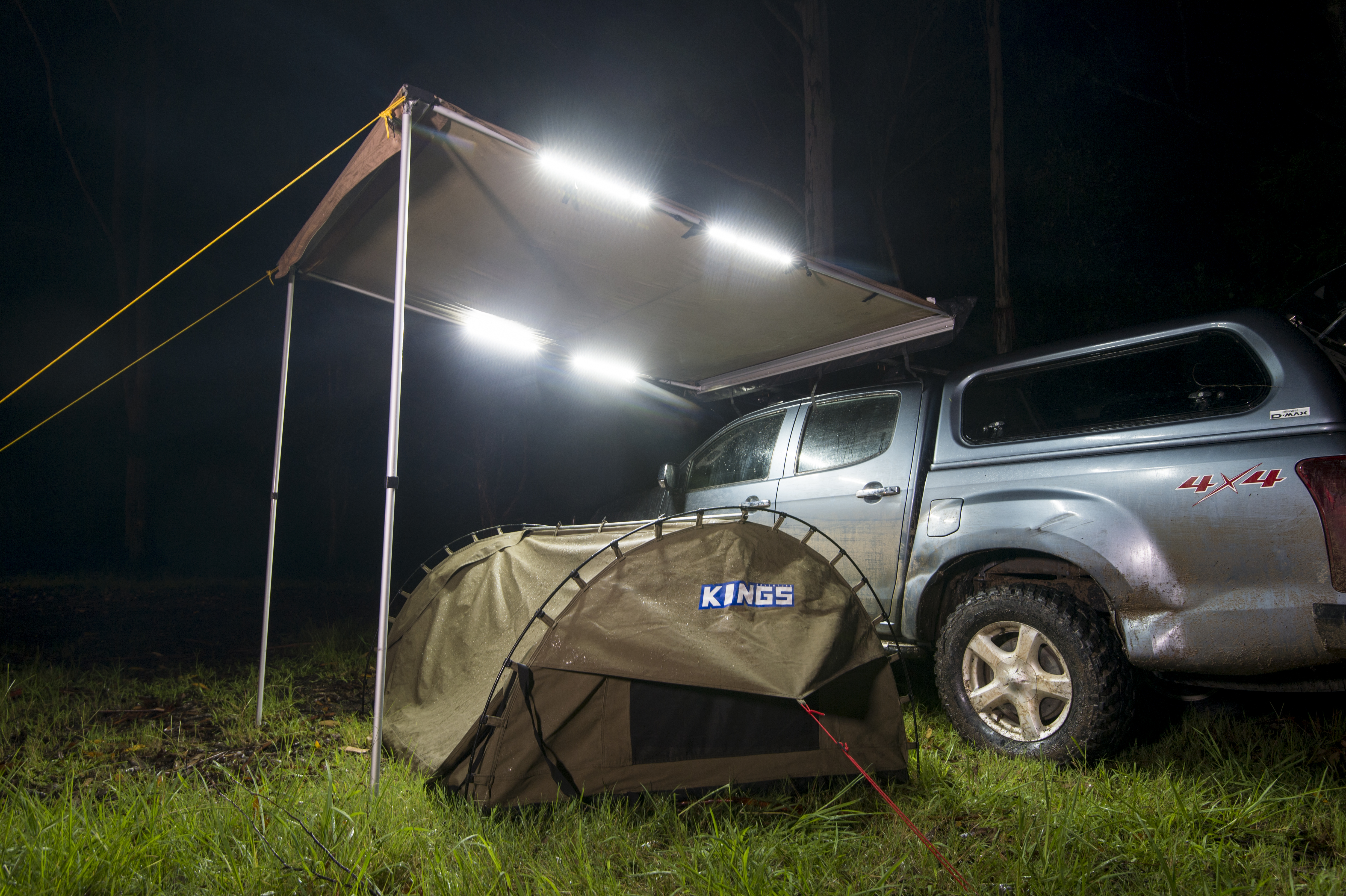 A Roof Top Tents have changed the way Aussies camp! - image ROB9382 on https://www.4wdsupacentre.com.au/news