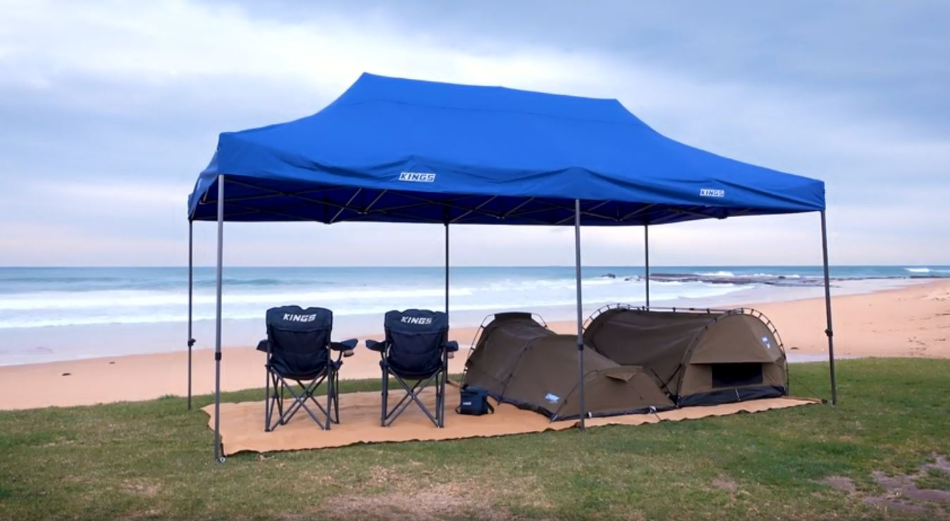 Why a portable camping Gazebo will change your setup forever! - image Capture-6 on https://www.4wdsupacentre.com.au/news